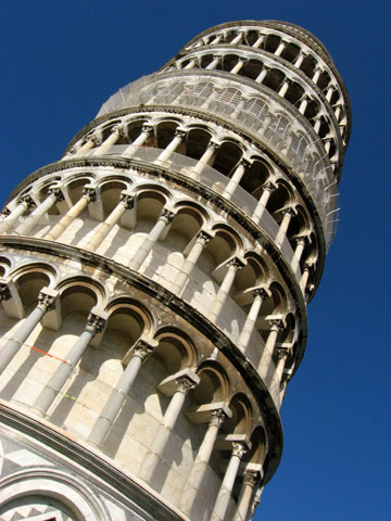 Pisa: The Leaning Tower of Pisa