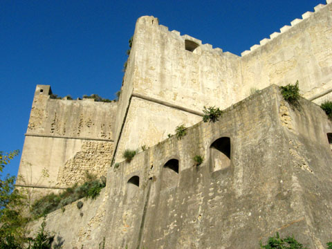Naples: View of the Castel dell'Ovo