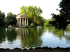 Rome: The lake around the Temple of Asclepius