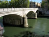 Rome: A bridge across the Tiber