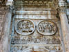 Rome: Medallions and friezes on the Arch of Constantine