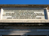 Rome: The inscription on the Arch of Titus