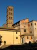 Rome: The Church of Santa Francesca Romana