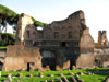 Rome: Ruins of the Domus Severiana on the Palatine Hill