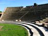 Ostia Antica: View of the theatre