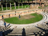 Ostia Antica: The theatre
