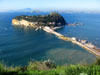 Naples: Isola di Nisida in the Gulf of Naples